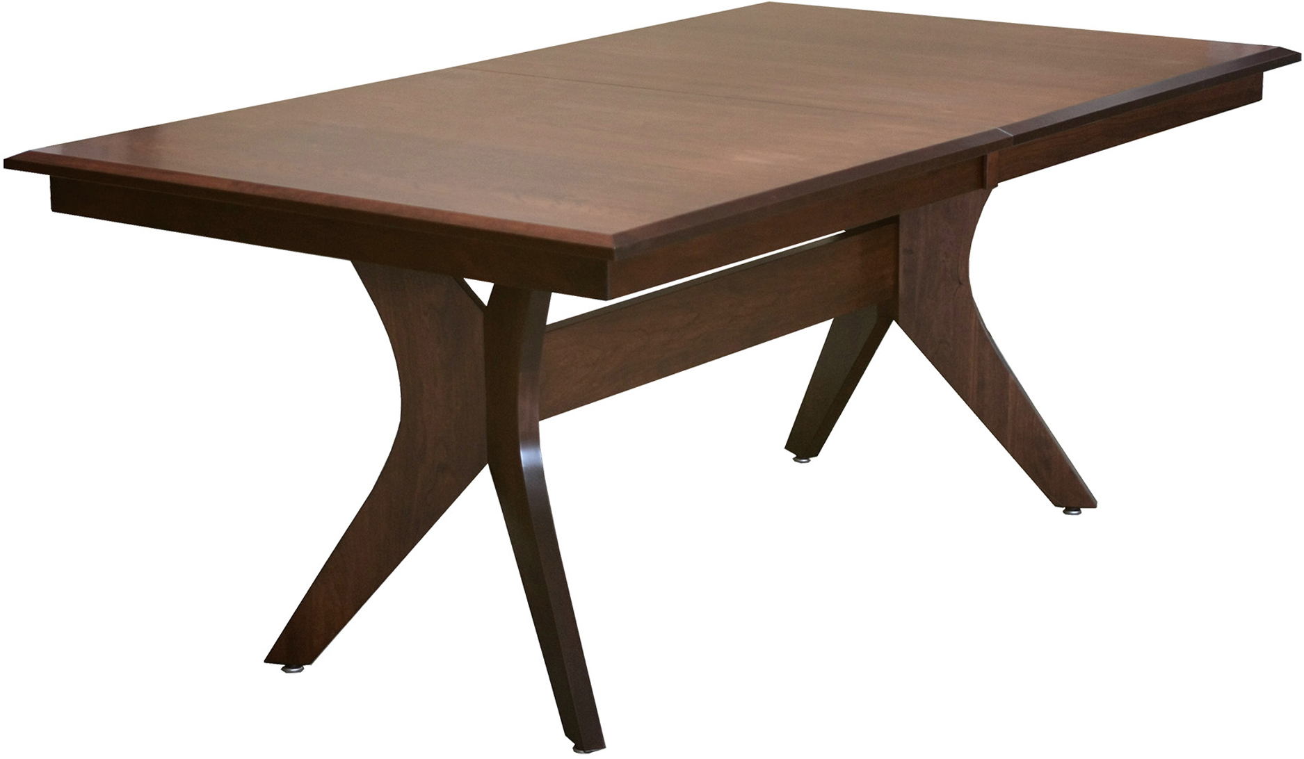 Harper Trestle Dining Table Amish Trestle Table Solid