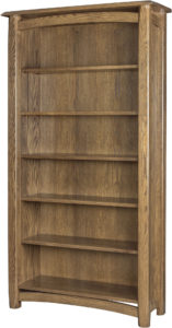 Kumberlin Adjustable Bookcase