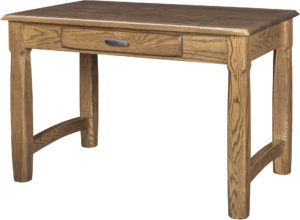 Kumberlin Solid Wood Library Desk