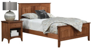 Marshfield Shaker Bedroom Collection: Simply Elegant