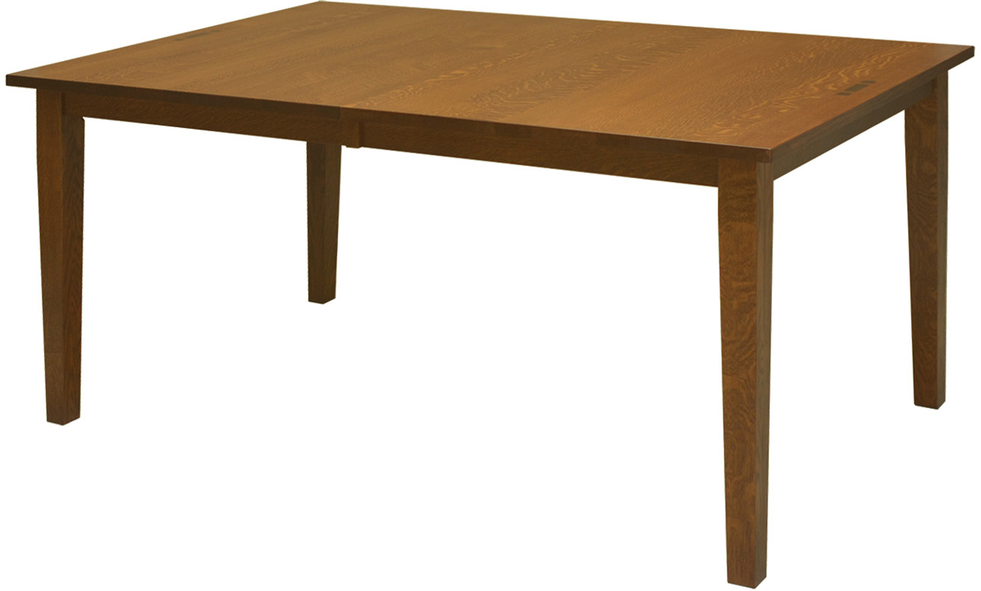 Mission Leg Square Dining Room Table Amish Dining Room Table