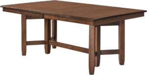 Montana Trestle Dining Table