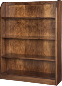 Oak Ridge Amish Bookcase