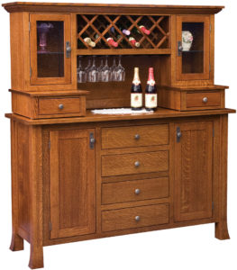 Old Century Wine Hutch