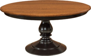 St. Charles Single Pedestal Table