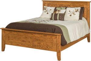 Ashton Hardwood Bed