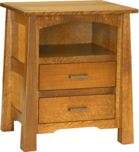 Cambridge Wide Nightstand