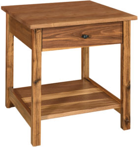 Lakota End Table