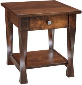 Lexington Hardwood End Table