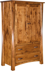 Lexington 2 Drawer Armoire