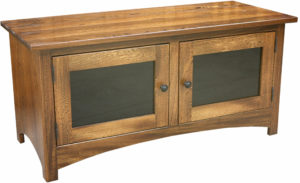 Shaker Two Door Plasma TV Stand