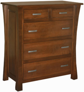 Vandalia 5 Drawer Chest