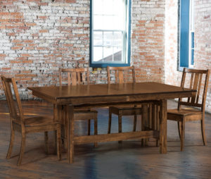Eco Trestle Table Dining Room Collection
