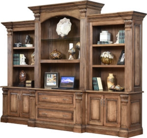 Montereau Base and 3-Piece Hutch