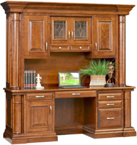 Paris Credenza and Hutch