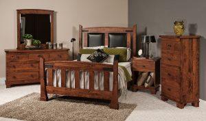 Larado Bedroom Set