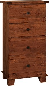 Larado Hardwood Lingerie Chest