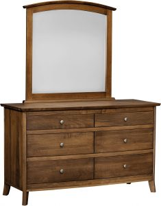 Laurel Hardwood Dresser