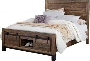 Sonoma Rustic Bed