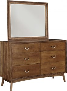 Tucson Dresser with Mirror