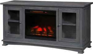 Kenwood Fireplace TV Stand