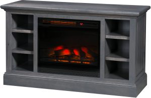 Kincade Fireplace TV Stand