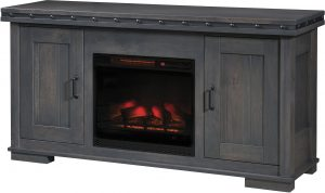 Pasadena Fireplace TV Stand