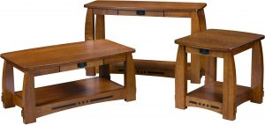 Colebrook Open Occasional Table Collection