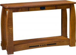 Colebrook Open Sofa Table