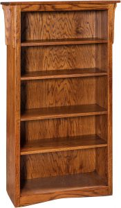 Economy Single Bookcase