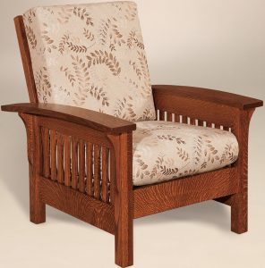 Empire Slatted Chair