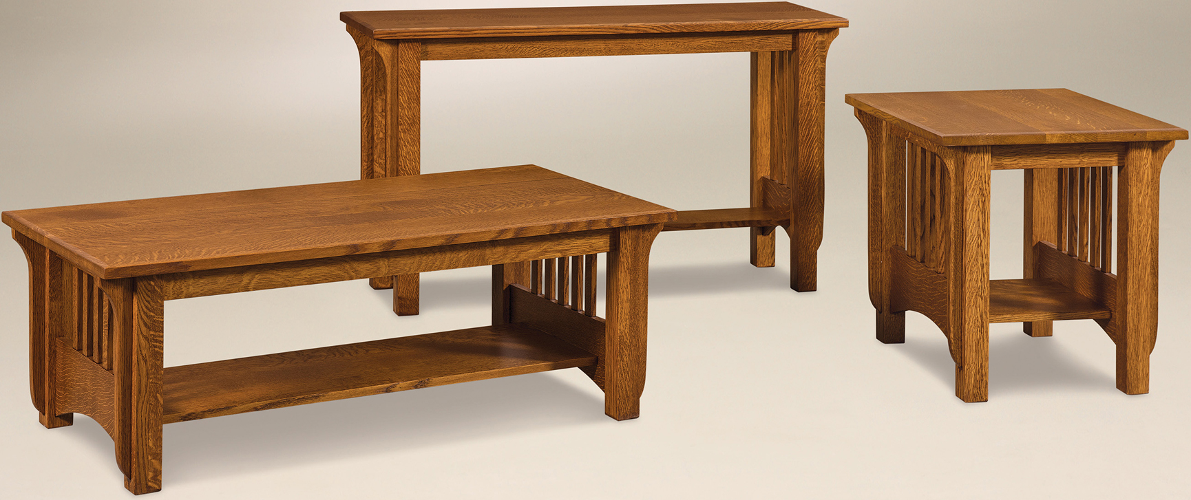 Pioneer Occasional Table Collection
