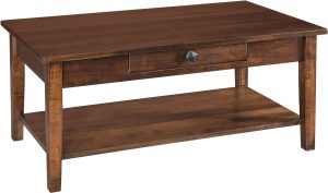 Carriage Open Coffee Table