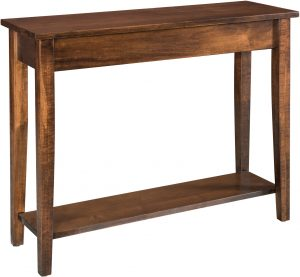Carriage Open Sofa Table