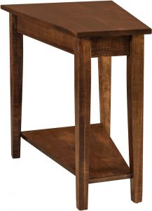 Carriage Open Wedge Table