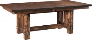 El Paso Trestle Dining Table