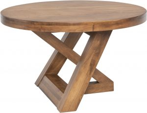 Elvira Single Pedestal Dining Table