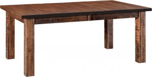 Santa Fe Leg Dining Table