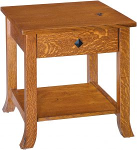 Starlite Open End Table