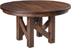 Denver Pedestal Dining Table