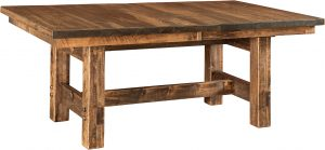 Houston Trestle Dining Table