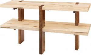 Olympic Two-Tone Sofa Table