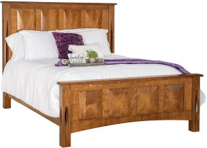 Ravena Low Footboard Bed
