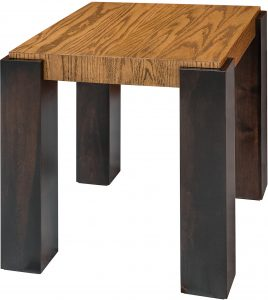 Technik Two-Tone End Table