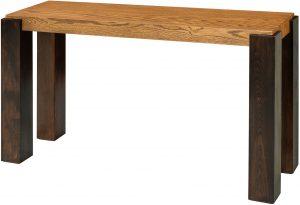 Technik Two-Tone Sofa Table