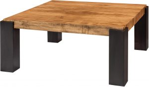 Technik Two-Tone Coffee Table