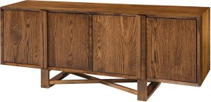Venice Four Door TV Cabinet