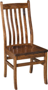 Abe Slat Dining Chair