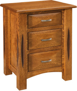 Ravena Amish Nightstand