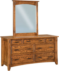 Tacoma 7 Drawer Dresser